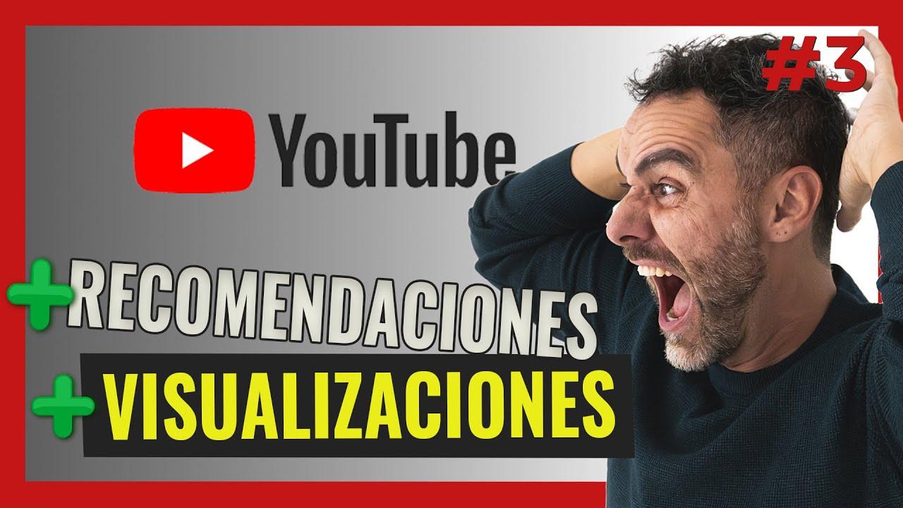 Download Cómo hacer que Youtube RECOMIENDE tus Vídeos 🔴CRECETUBE Lite #3 (Curso de Youtube)