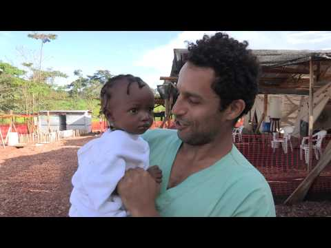 Ebola Frontline: Dr Javid and Warrah