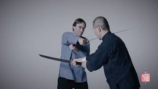 Miaodao Steel Swordplay Presented by Scott M. Rodell & Poney Chiang #miaodao, #chineseswordsmanship