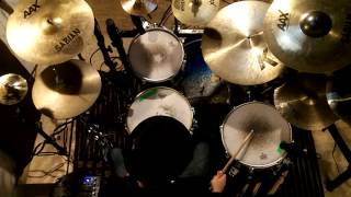 Dashboard Confessional - Hands Down Drum Cover (Bruno Kioshi)