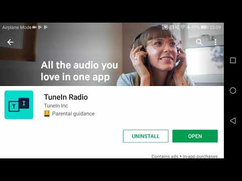 How to Download and Install TuneIn Radio on Android