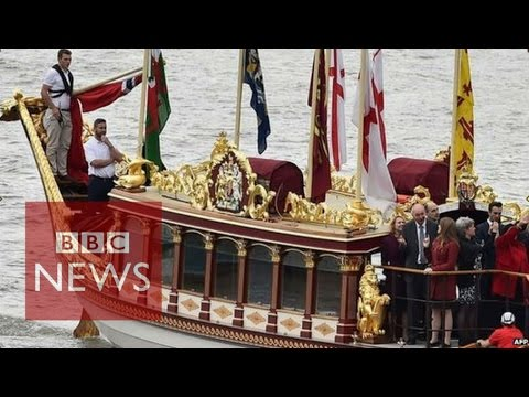 UK marks Queen Elizabeth becoming longest-reigning monarch - BBC News