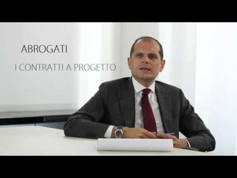Italia Lavoro ProDigEO.Jobs Act: collaborazioni, flessibilità, mansioni