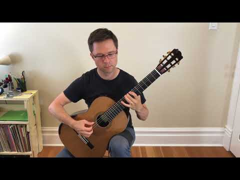 Lesson & Free PDF: Capricho Árabe by Tárrega on Classical Guitar