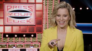 Press Your Luck – Back for Season 2 with Host Elizabeth Banks