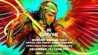 DC FanDome presents: WW84 Virtual World Premiere