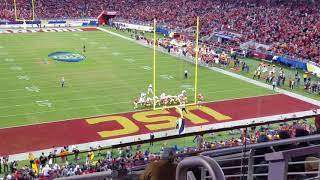 USC's Goal Line Stand