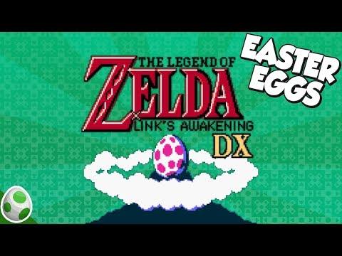 Easter Eggs in The Legend of Zelda: Link's Awakening DX - TLOZ: LADX Easter Eggs - DPadGamer