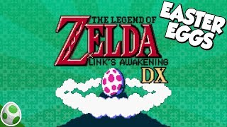 Easter Eggs in The Legend of Zelda: Link