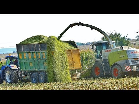 FAIL COMPILATION CORN SILAGE