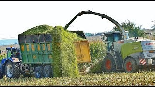 FAIL COMPILATION CORN SILAGE   Czech Republic