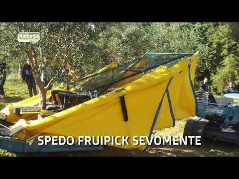 Spedo Fruipick Ağaç Silkeleme Makineleri