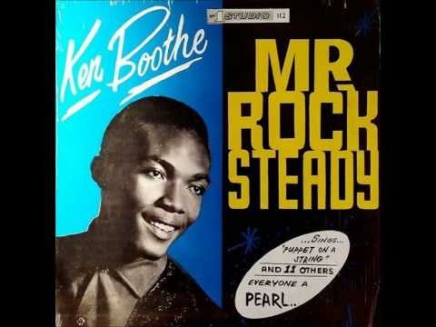 Ken Boothe - I'm Gonna Tell You Goodbye Babe
