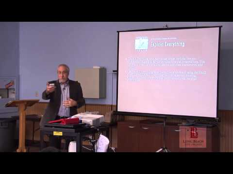 "LBCC - ""Utilizing I-Technology in the Classroom"" , Presented by Jay Field"