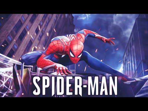Reaction | Геймплейный Трейлер игры Человек-Паук/Spider-Man