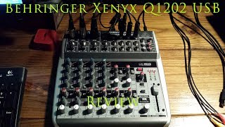 Behringer Xenyx Q1202 USB Review