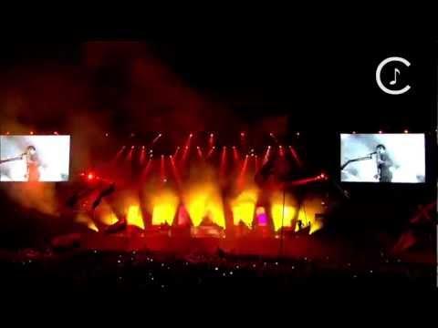 Knights Of Cydonia Live @ V Festival 2008