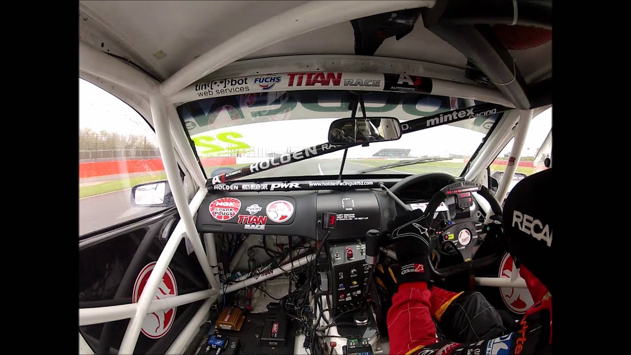 Holden Racing Uk Supercar Ctc Thunder Saloons Race