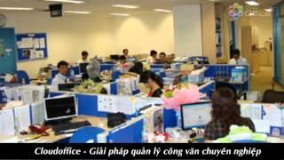 Phần mềm quản lý công văn Cloudoffice - Giải pháp quản lý công văn chuyên nghiệp