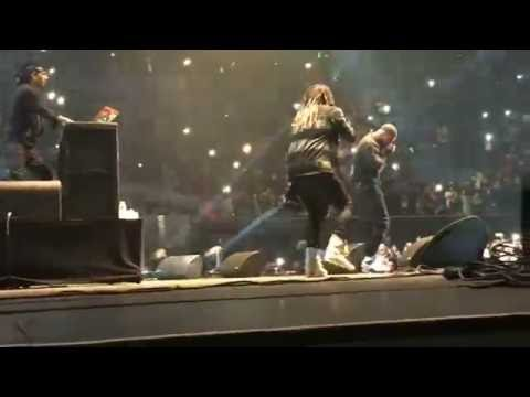 Future and Drake Performs Jumpman live