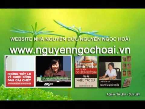 Nhà ngoại cảm Nguyễn Ngọc Hoài | Video 10 nhà ngoại cảm  Việt  Nam