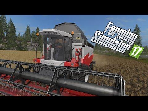 SqUniAstA na farmie! S1E12   Farming Simulator 17