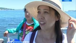 Поток китайских туристов бьет все рекорды во Владивостоке