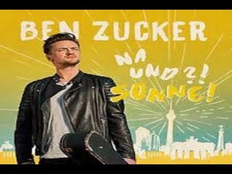 Ben Zucker - Der Sonne entgegen (Neuer Song) musik news