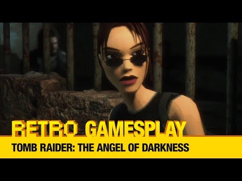 Retro GamesPlay - Tomb Raider: The Angel of Darkness