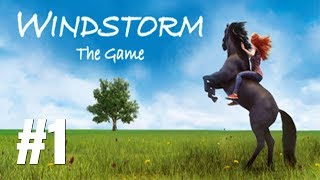 ostwind Windstorm Gameplay (PC game )