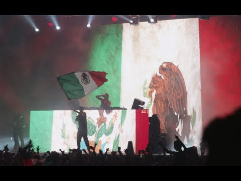 Dimitri Vegas & Like Mike : SMASH MEXICO 2014