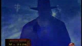 the undertaker in unforgiven 2007