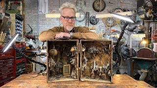 "Adam Savage's ""Keys to Hell"" Sculpture!"