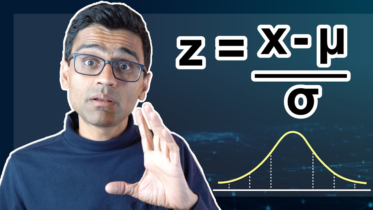 Normal Distribution and Z Score | Math, Statistics for Data Science, Machine Learning