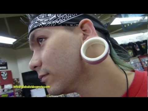 Rings Earring For Boys