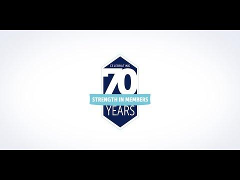 70th Anniversary | Alaska USA Federal Credit Union