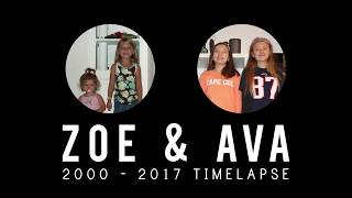 Time lapse 2017