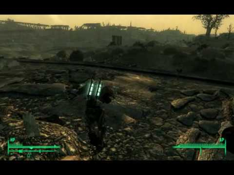 Fallout 3 Walkthrough part 105 - Traveling to Agatha