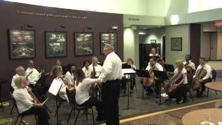 Turtle Creek Chamber Orchestra - A Little Night Music 8/26/12