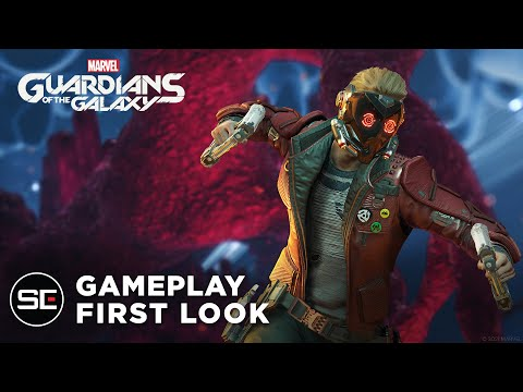 Marvel's Guardians of the Galaxy   Gameplay First Look