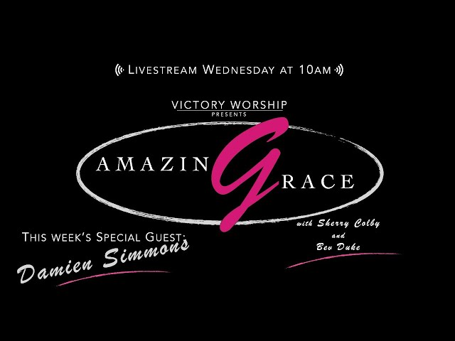Amazing Grace Ep. 5 (Damien Simmons)
