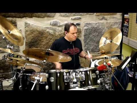 Henrique De Almeida Drum Set Exploration In 5/4