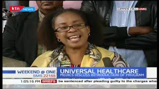 Universal healthcare: Medics discuss introduction of program