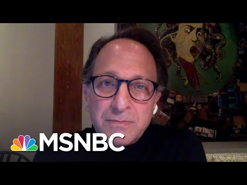 Andrew Weissman Calls Bill Barr's Legacy At The Department Of Justice 'Horrific' | Deadline | MSNBC
