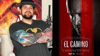El Camino: A Breaking Bad Movie - Movie Review (No Spoilers)