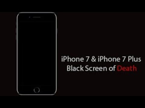 why did my iphone screen turn black solutions iphone 7 7 plus won t turn on black screen blank 20621