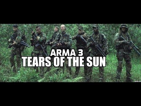 "✪ Navy SEALs ""Tears Of The Sun"" 2003"
