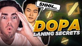LEARN HOW TO LANE LIKE DOPA *KOREAN RANK 1*