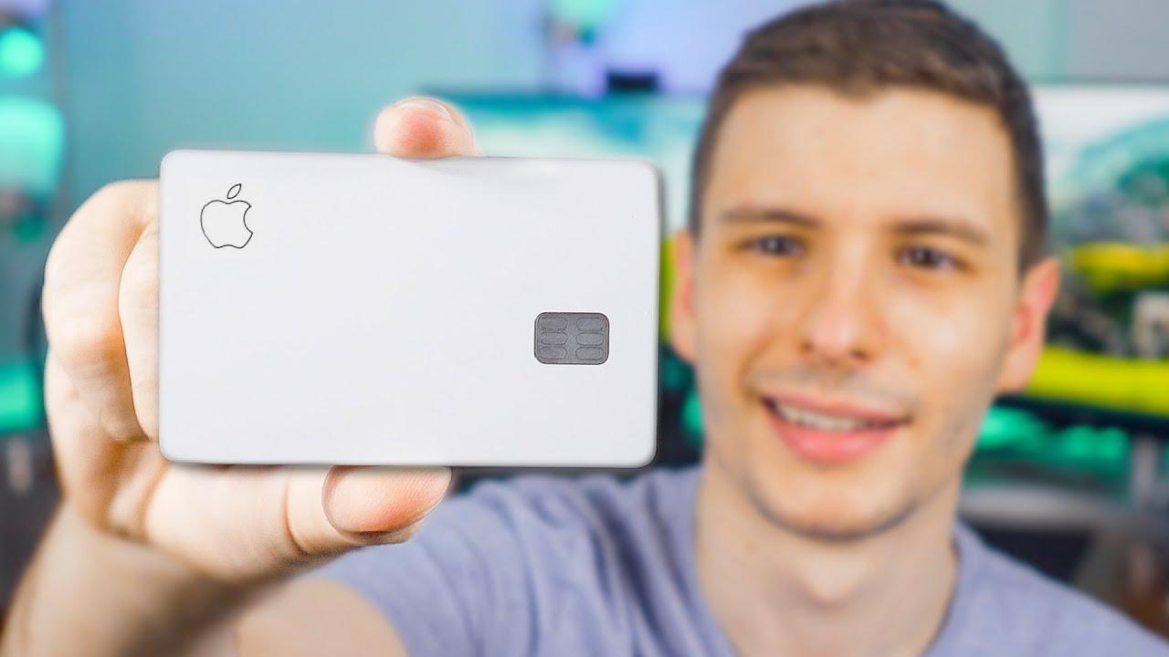 Apple Card hat mir ein Kreditlimit von 15.000 USD eingeräumt + video