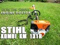 Stihl Kombi KM131R - TOOL REVIEW